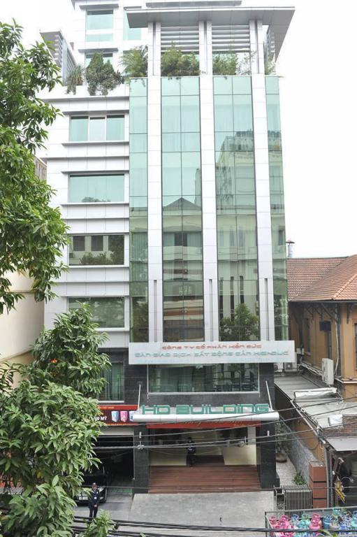 Cho thuê MBKD phố Trần Quốc Toản, Hoàn Kiếm diện tích 95m2 mặt tiền 11m giá 60tr/tháng