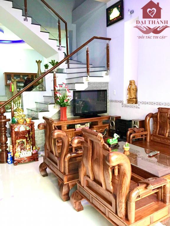 Bán Căn Nhà 1 Trệt 1 Lầu Còn Mới, Đang Cho Thuê 7 Triêụ, Tân Phong, TP. Biên Hoà, Giá 4 Tỷ