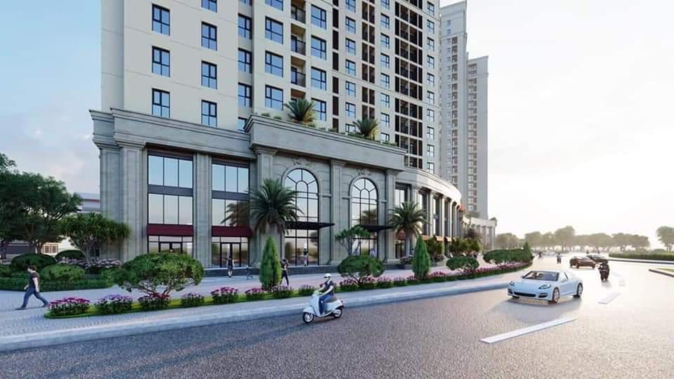 Ra hàng đợt 1 chung cư VCI Tower ra mắt 2 tòa chung cư thương mại cao cấp nhất Định Trung,Vĩnh Yên, Vĩnh Phúc