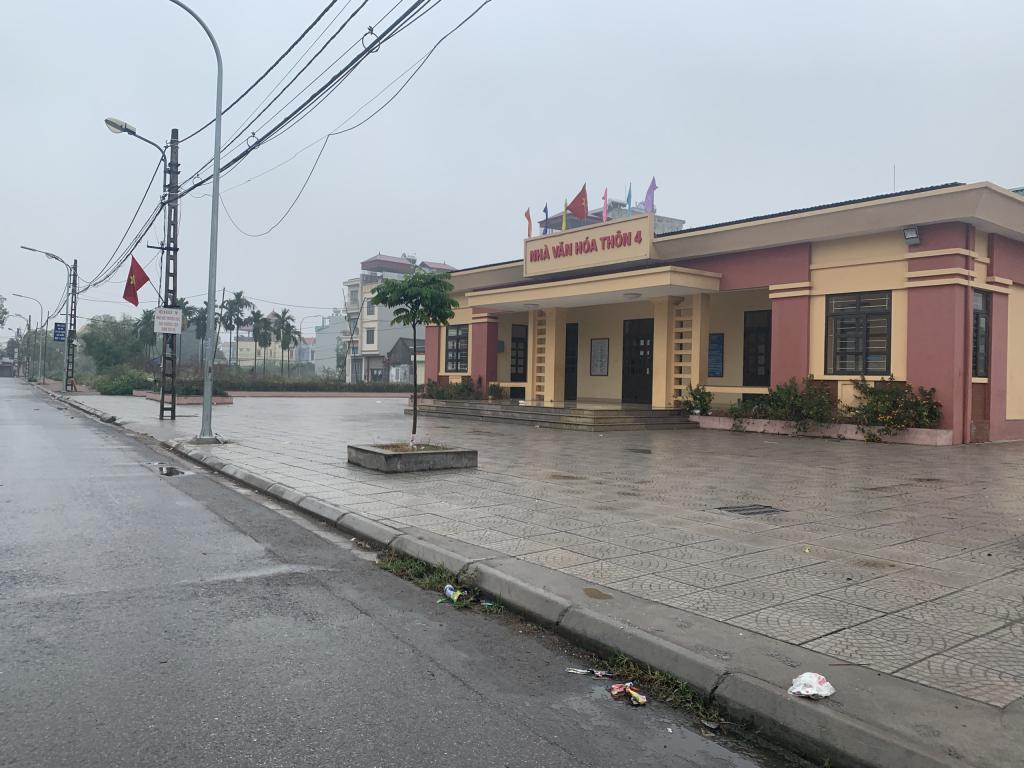 Cần vốn bán 38,3m đất ô tô vào nhà tại xóm 4 Đông Dư, Gia Lâm
