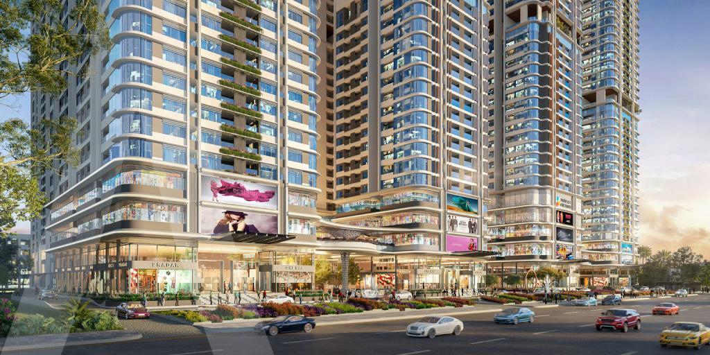 Bán căn hộ cao cấp 5 sao tại thành phố Thuận An