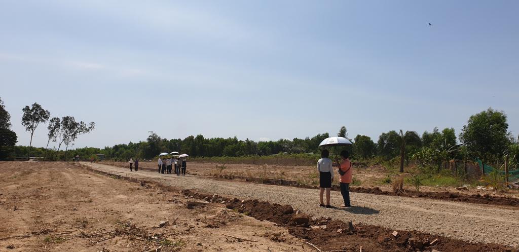 Đất thổ cư Phú Mỹ nằm ngay cao tốc BH-VT cách KCN Sonadezi 500m Giá chỉ 1,3 tỷ/lô