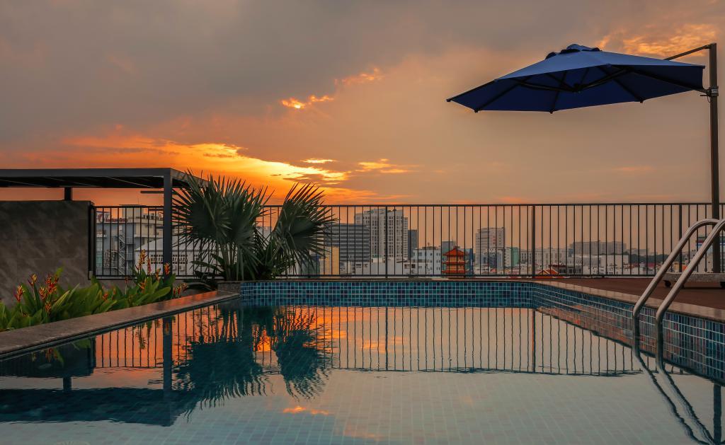 Cactusland - Cho thuê căn hộ dịch vụ cao cấp theo phong cách Nhật