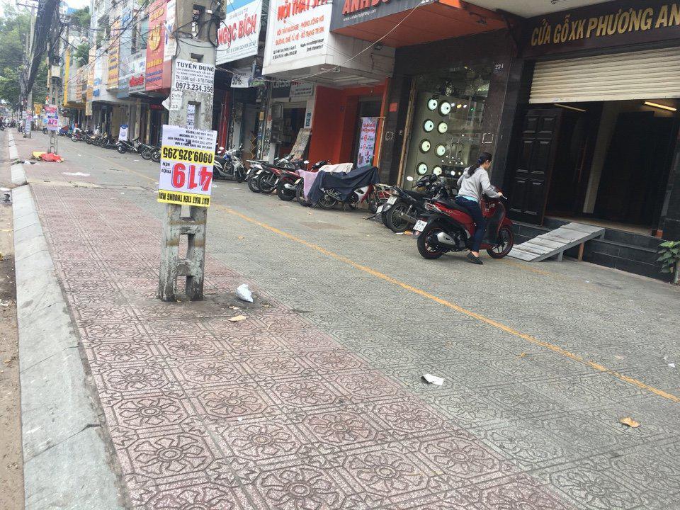 Bán mặt tiền Tô Hiến Thành, q10 gần Big C Miền Đông 84m2, 5l+sth chỉ 24tỷ