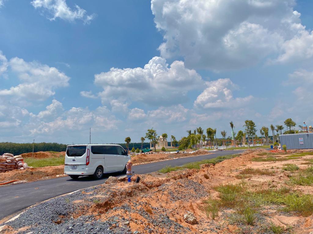 Bán đất nền chính chủ liền kề Tái Định Cư sân bay Long Thành. Chỉ 18tr/m2.