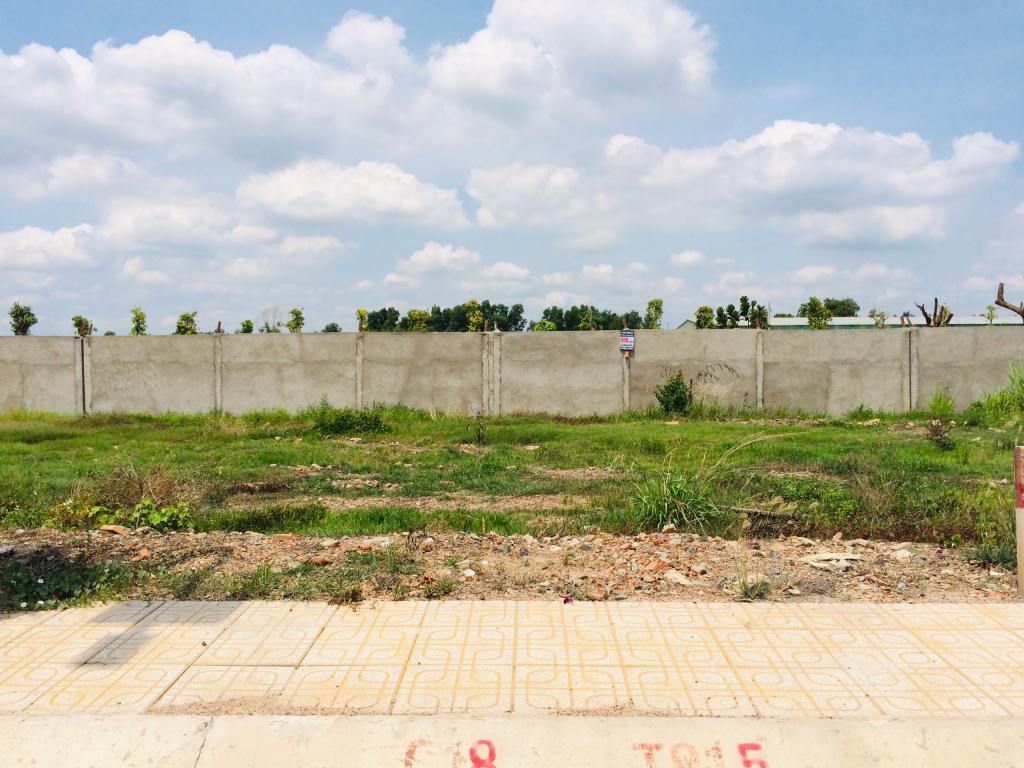 Bán lô đất gần đường Võ Văn Bích, xã Bình Mỹ, Huyện Củ Chi