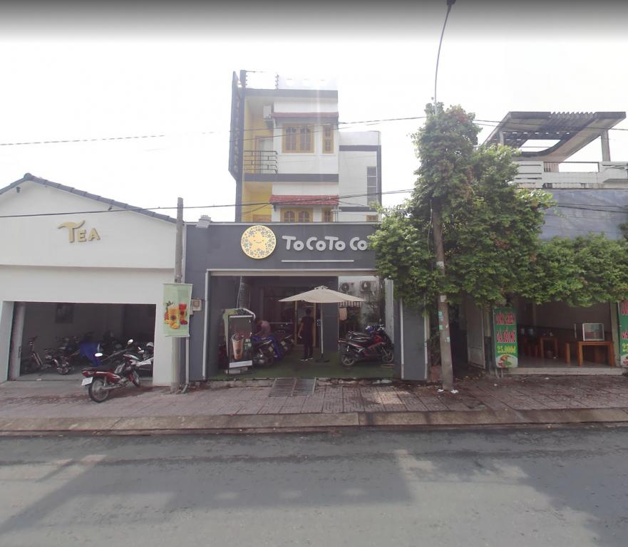 Nhà MT đ. Phan Huy Ích. DT 5,6X38. Thuận tiện Kinh Doanh