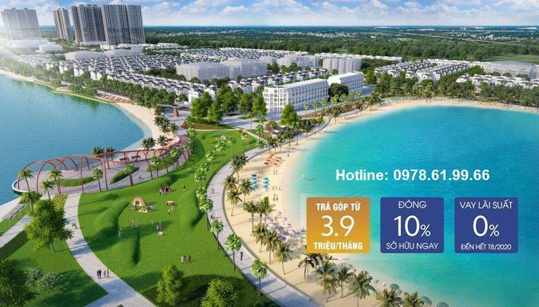 Chỉ từ 150 triệu sở hữu căn hộ 2 phòng ngủ tại Hà Nội, nhận nhà tháng 02/2020
