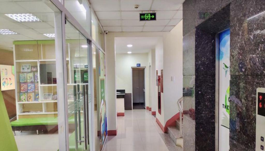 Cho thuê văn phòng tòa nhà Âu Việt , Lê Đức Thọ, Nam Từ Liêm
