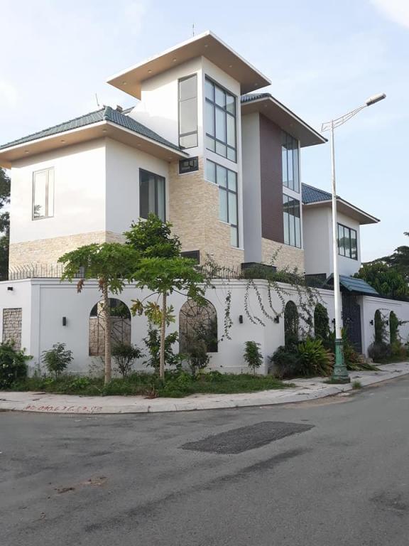 Biệt thự thủ thiêm villa , phường thạnh mỹ lợi quận 2