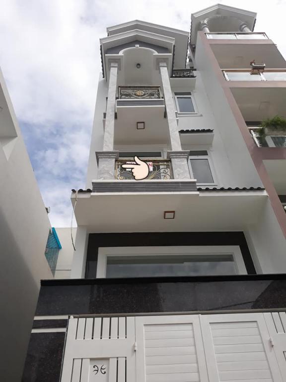 Bán nhà mặt tiền phường 11 , Quận Gò Vấp . Khu dân cư đông đúc, gần chợ