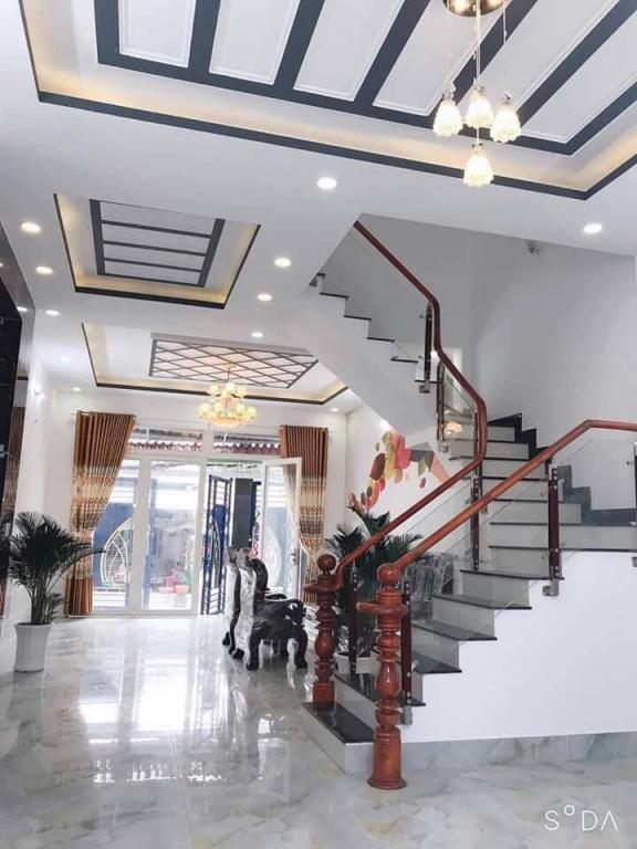 Nhà 4 tầng, đường xe tải tránh, gần Phố Nướng Tân Sơn Nhì. 7,8 tỷ