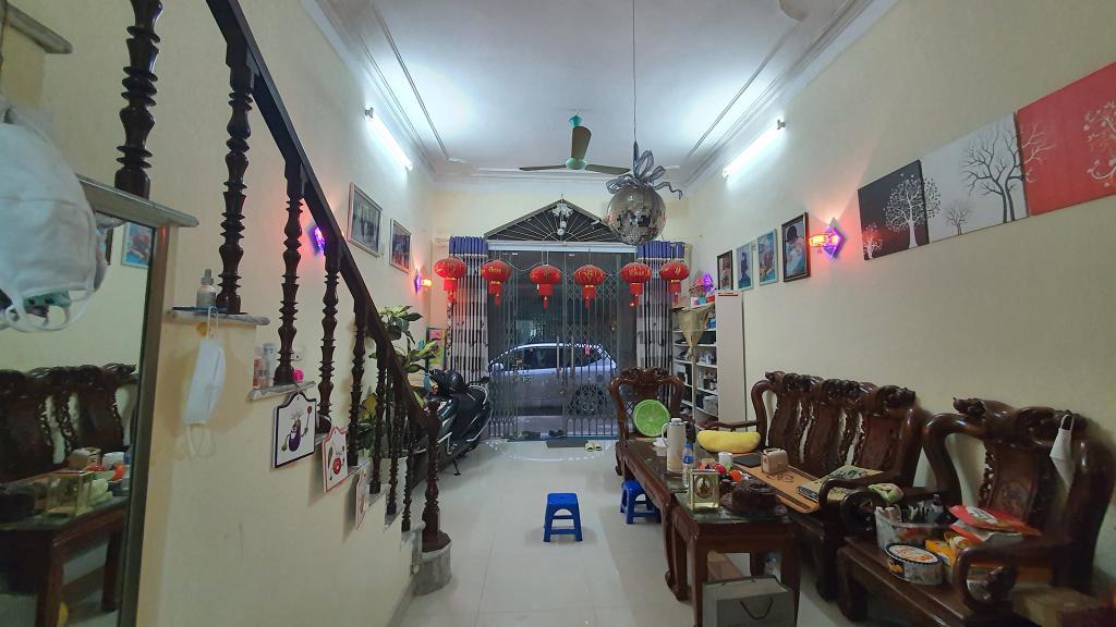 Bán nhà Trần Cung, LÔ GÓC, Ô TÔ tránh, kinh doanh, 55m2, 4 tầng, 6.6 tỷ, lh: 083.664.6314.