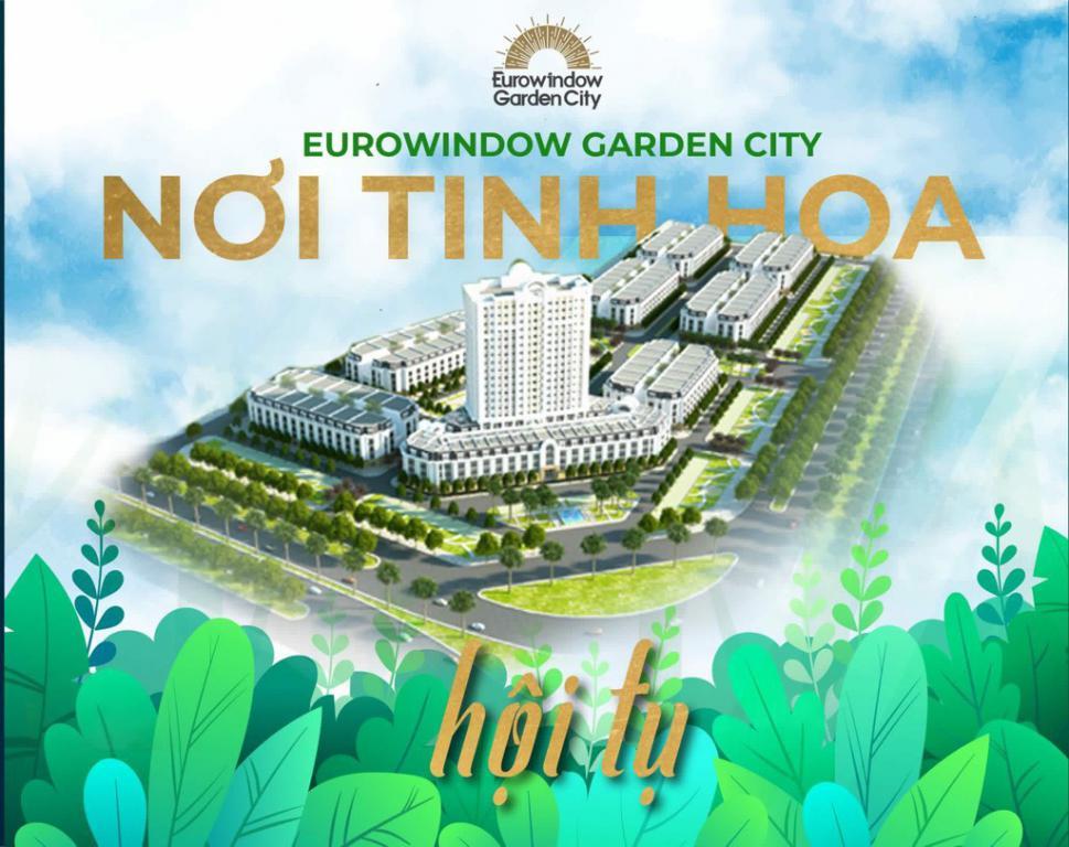 Bán căn hộ 54m2 Eurowindow Tower Thanh Hóa