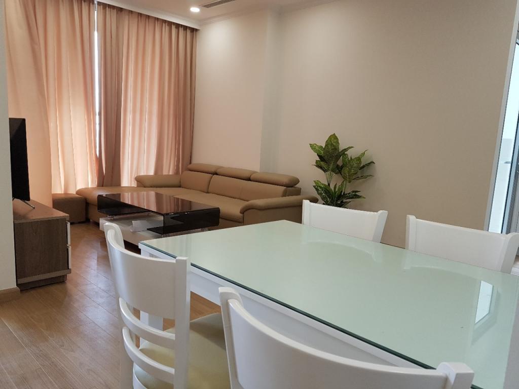 Cho thuê căn hộ chung cư Thăng long yên hòa cầu giấy, giá cho thuê 9,5  triệu/tháng