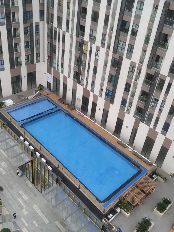 Cho thuê căn hộ Centana Quận 2, Căn góc: 98m2, 3PN, 14 Triệu.