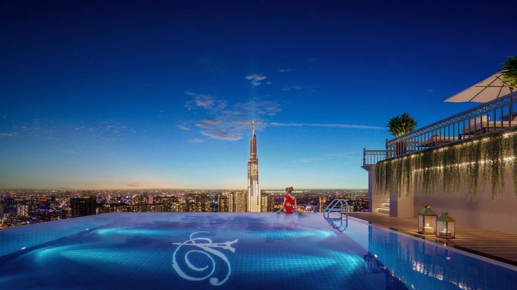 [HOT] Chỉ từ 1,6 tỷ sở hữu căn hộ 2PN view Landmark 81 ngay khu đô thị Thủ Thiêm