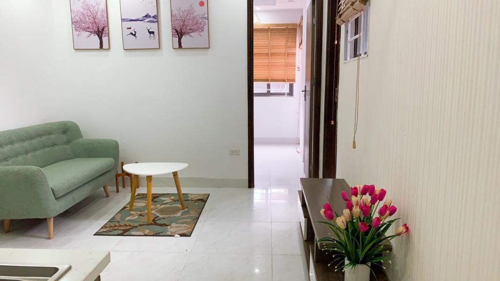 Chính chủ bán ccmn Trần Thái Tông 600tr/căn 30-50m2 full nội thất