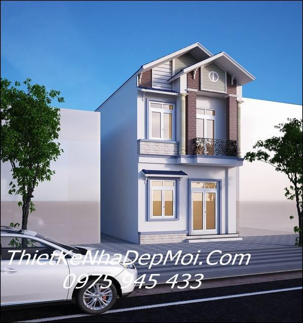 Năm 2021 kinh phí xây nhà 2 tầng là bao nhiêu?