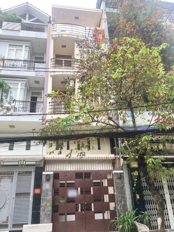 Cho thuê nhà 2 lầu mặt tiền đường NB Cao Lỗ Phường 4 Quận 8