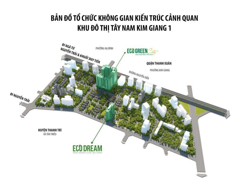Tặng quà tân gia 50 triệu khi mua Penthouse Eco Dream Nguyễn Xiển