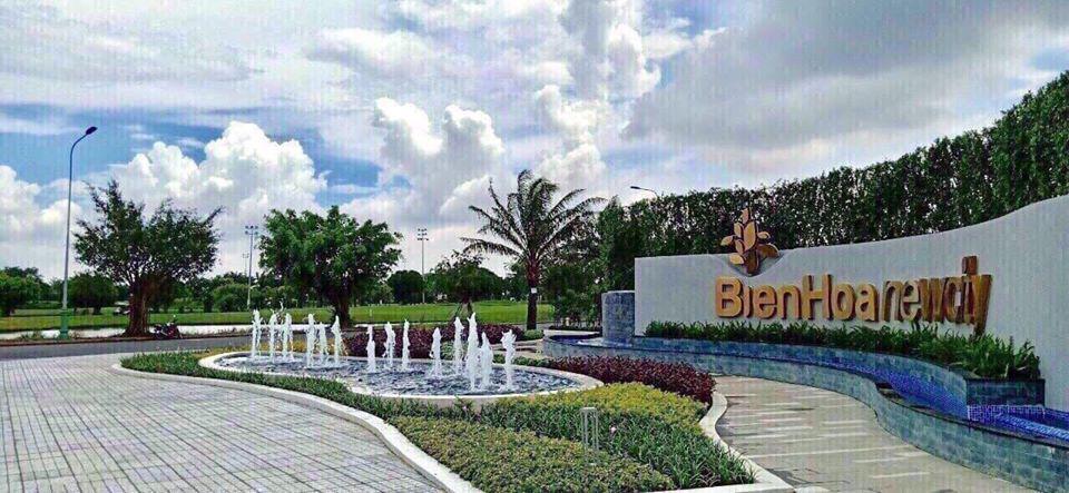Dự án khu đô thị Biên Hoà New City