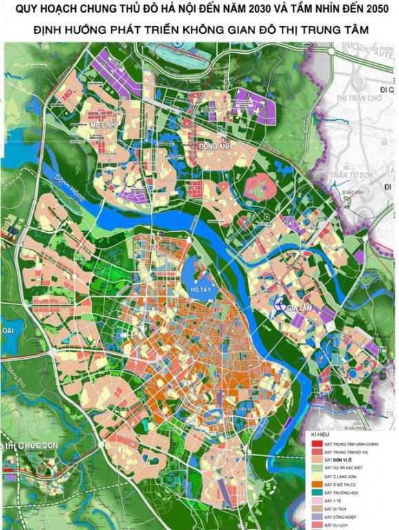 Công khai quy hoạch đất đai tại trụ sở UBND