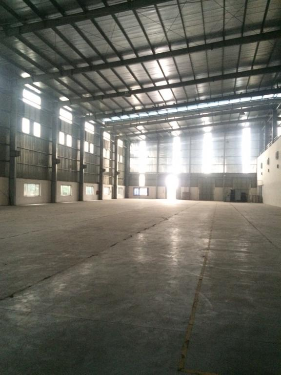 Nhà xưởng cho thuê nằm trong KCN Quất Động, Thường Tín, Hà Nội