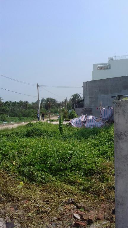 Đất bán 5x20m thổ cư 100% đường 12m KDC hiện hữu chỉ 30tr/m2 đường Lý Tế Xuyên, Linh Đông, Thủ Đức