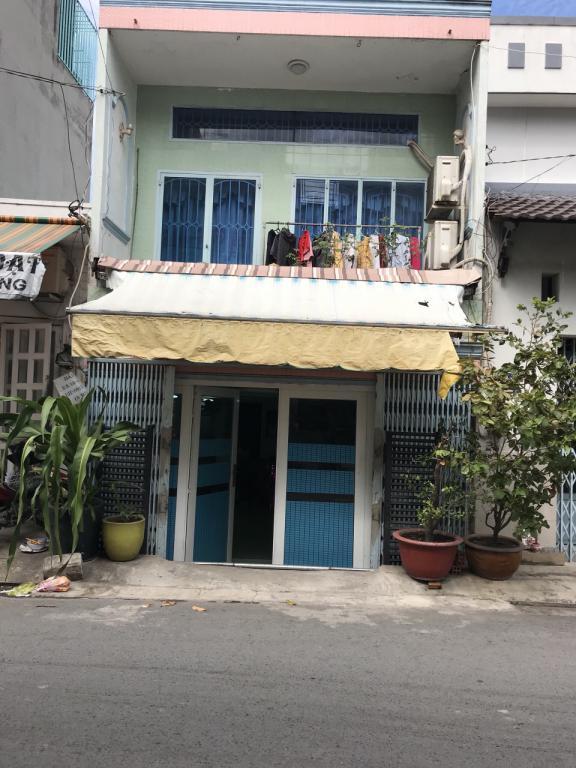 Nhà 1 lầu đường An Dương Vương P.An Lạc Q Bình Tân