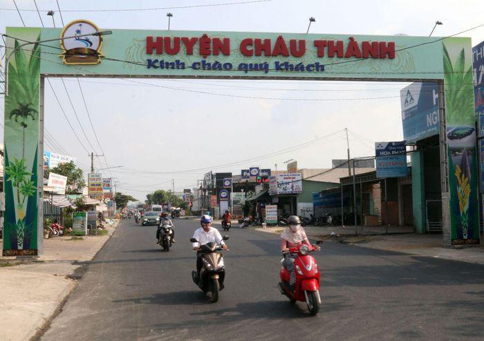 Cơ hội đầu tư vàng tại trung tâm Châu Thành Kiên Giang