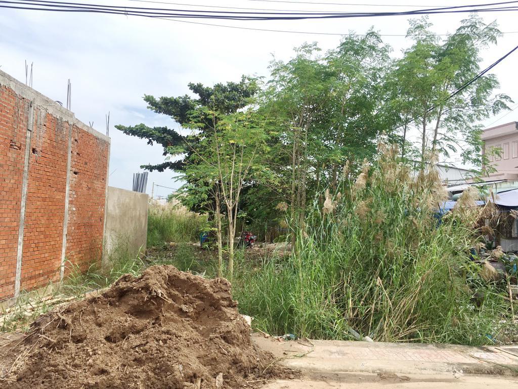 Bán lô đất mặt tiền xã Quy Đức, huyện Bình Chánh, TP. HCM - LH: 0933862860 Sương