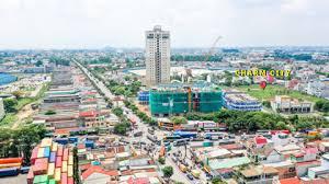 Thị trường đất bình dương tăng giá