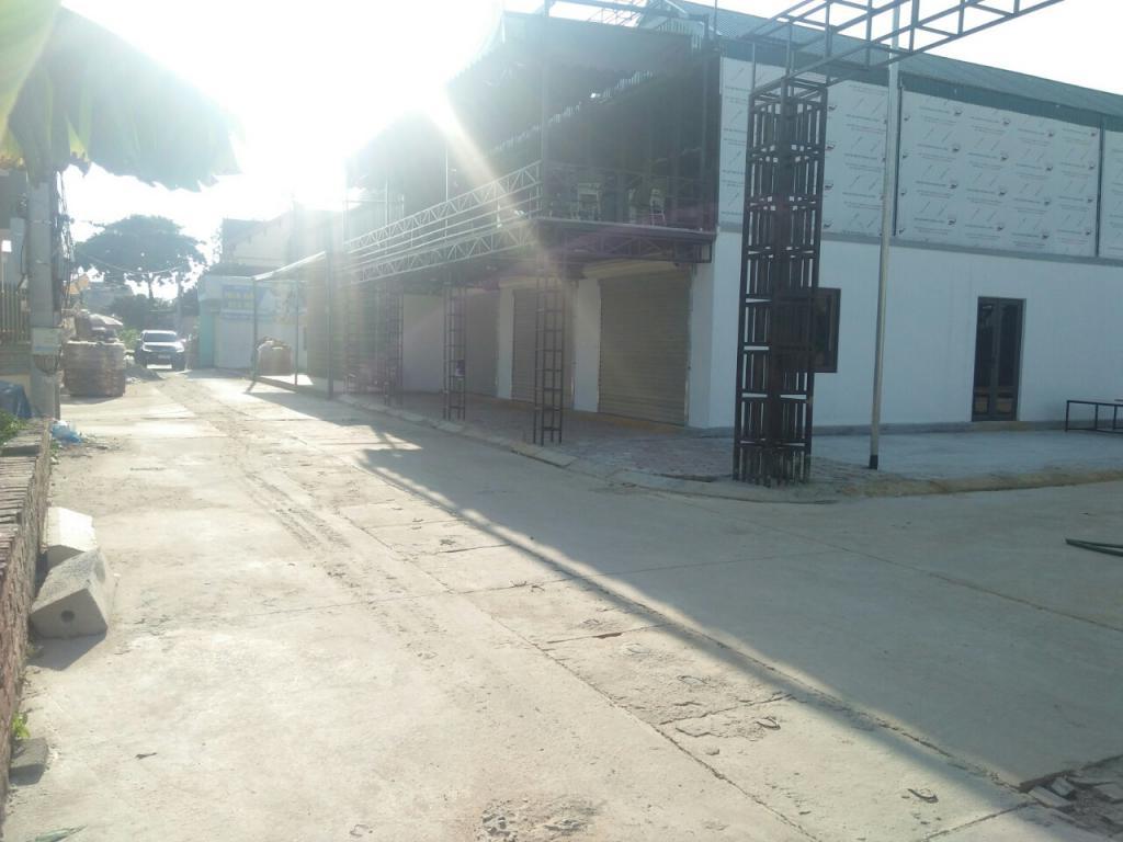 Bán gấp lô đất đường Ô TÔ TRÁNH thị trấn Quang Minh, Mê Linh, Hà Nội, 64m2 giá rẻ