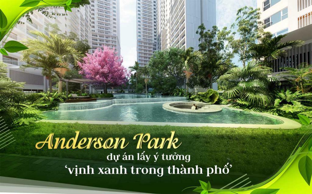 Mở bán căn hộ Anderson Park Bình Dương- Liên Hệ: 0933 403 759