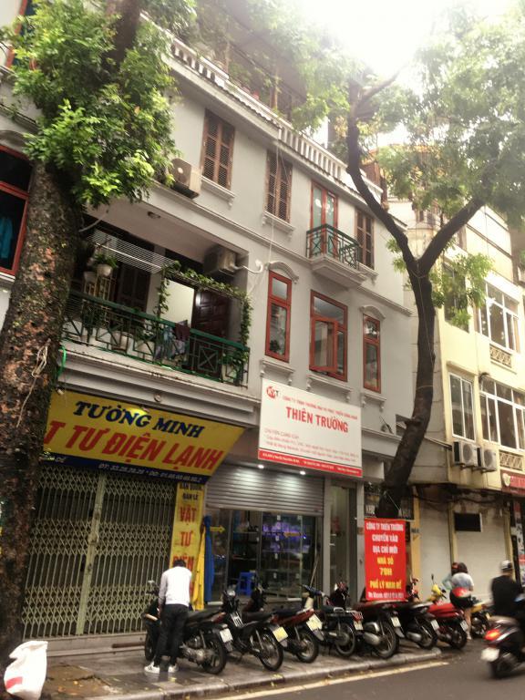 Bán Nhà phố Lý Nam Đế, Hoàn Kiếm, Ô Tô, 2 Tầng,  7 Tỷ: 0913592954. L