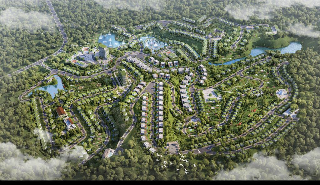 Biệt thự nghỉ dưỡng ven đô ivory villas & resort
