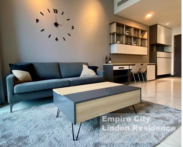 Cho thuê căn hộ cao cấp Empire City Quận 2 - Ưu đãi miễn 1 tháng tiền thuê chỉ trong tháng 8