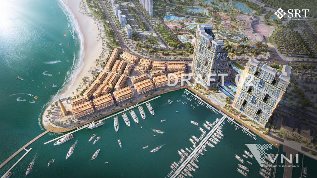 Sở hữu vĩnh viễn căn hộ cao cấp mặt vịnh du thuyền trung tâm Bãi Cháy chỉ từ 3,1 tỷ
