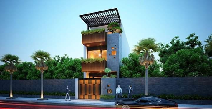 Bán căn biệt thự siêu sang siêu đẹp , Kp5 , P. Trảng Dài , Tp Biên Hòa .