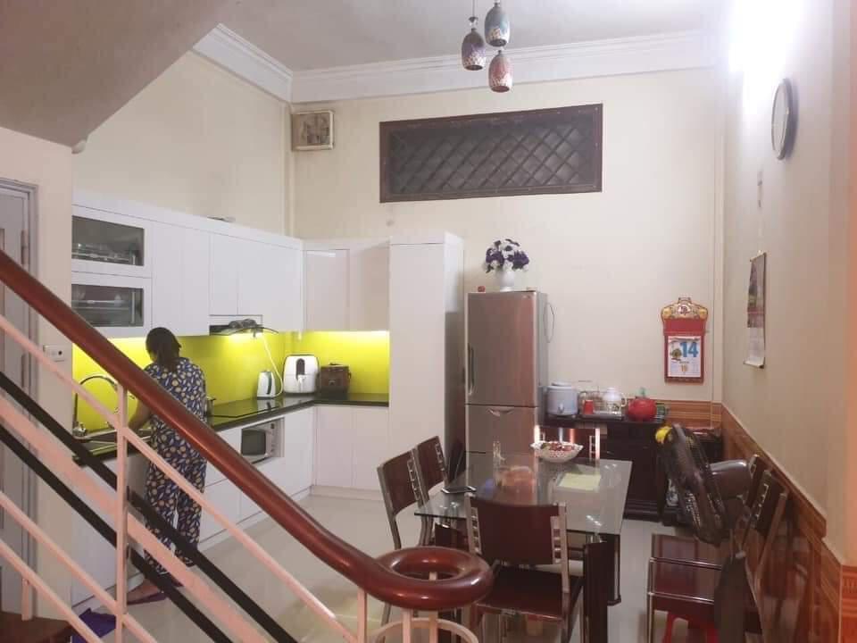 Bán nhà Kim Giang 42m 4 tầng oto đỗ cửa cho thuê 180tr/ năm