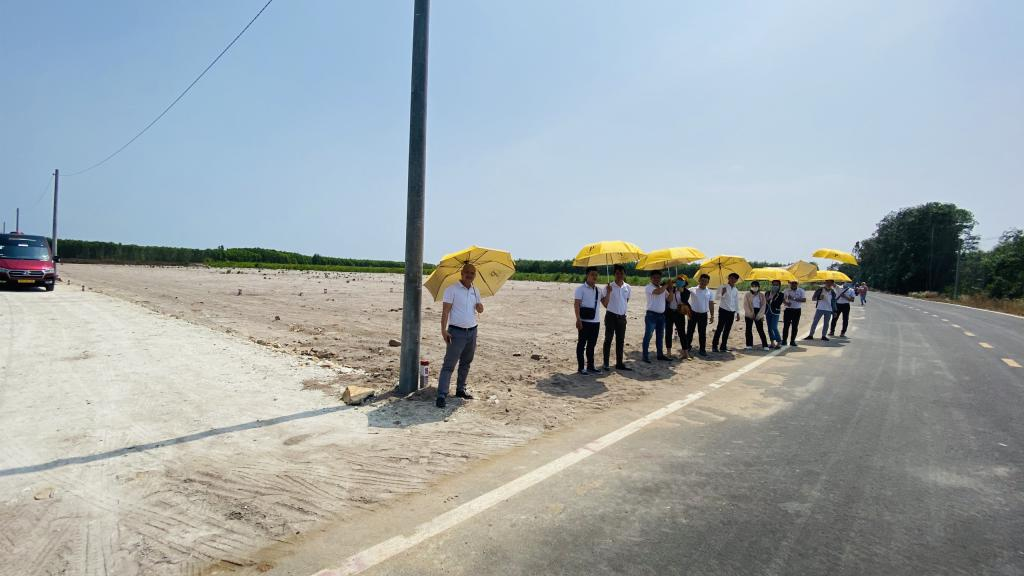 Đất thổ cư sân bay Lộc An liền kề KCN Đẩ Đỏ 1000ha Giá tốt đầu tư chỉ 700tr/ - 1,2 tỷ/lô.