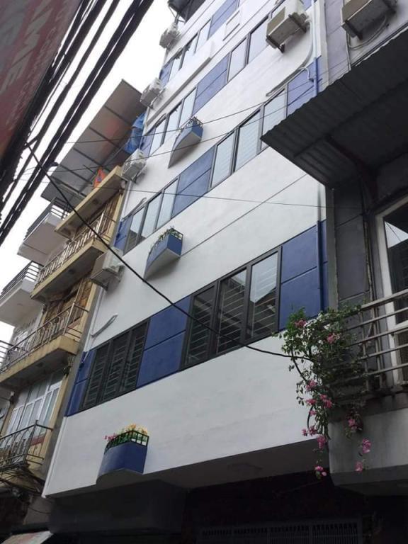Bán nhà ngõ 204 Kim giang 45m 5 tầng ngõ 3 gác phù hợp khách mua ở sướng