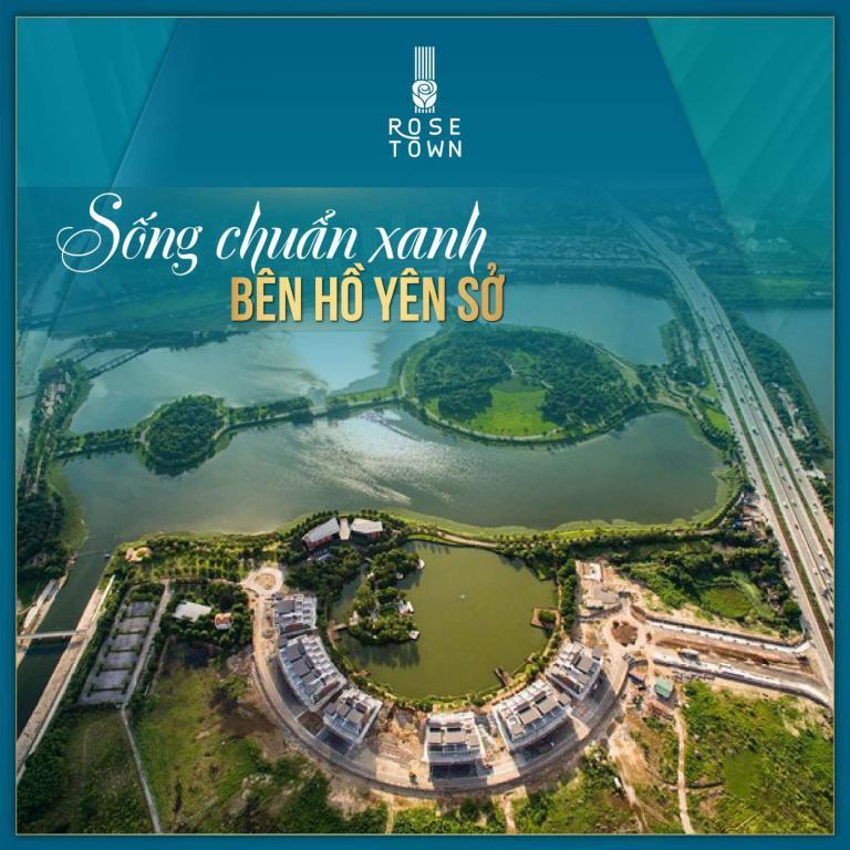 Ngoài RoseTown, còn kiếm đâu ra căn hộ 70m2 giá 1 tỷ 9 tại Hà Nội bây giờ?