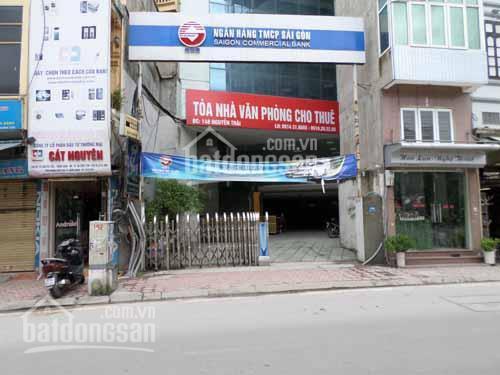 Cho thuê tòa nhà Gold Future 148 Nguyễn Trãi, Thanh Xuân giá hấp dẫn