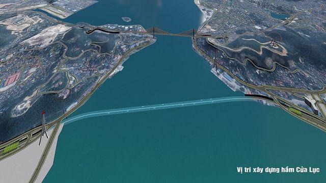 Sẽ sớm triển khai xây dựng hầm xuyên biển lớn nhất việt nam