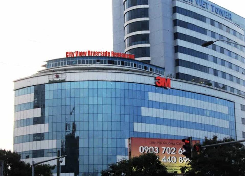 Cho thuê văn phòng tòa nhà Hàn Việt Tower 203 Minh Khai giá ưu đãi T7/2021