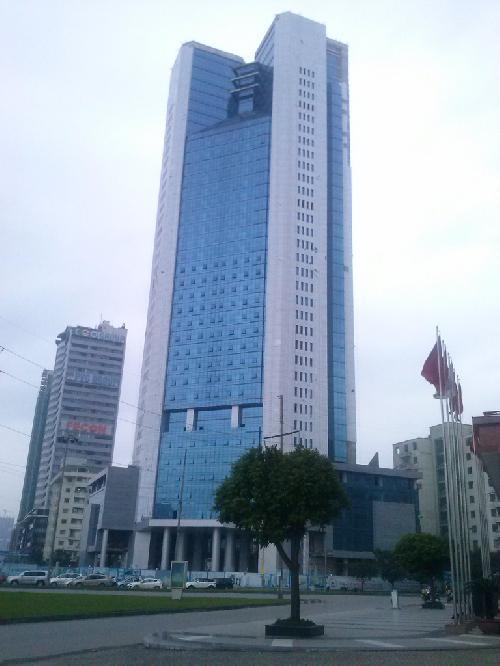 Handico Tower Phạm Hùng, Từ Liêm, Hà Nội cho thuê văn phòng cao cấp