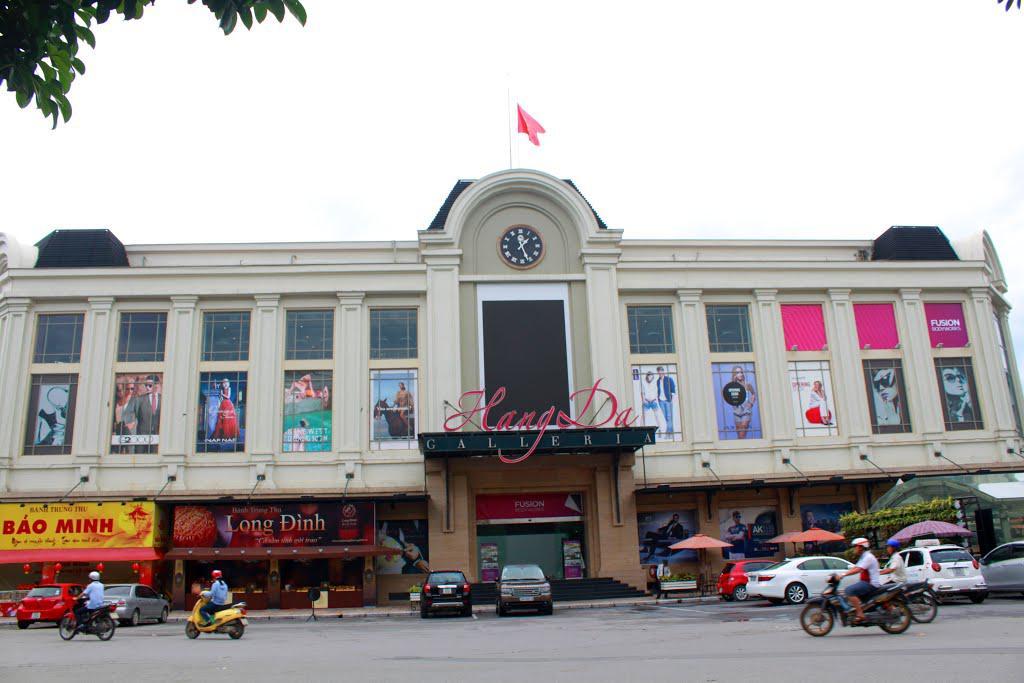 Cho thuê mặt bằng kinh doanh, Văn Phòng...DT lớn 1100m2 tầng 2 tại TTTM Hàng Da, Hoàn Kiếm, Hà Nội. LH.0866683628