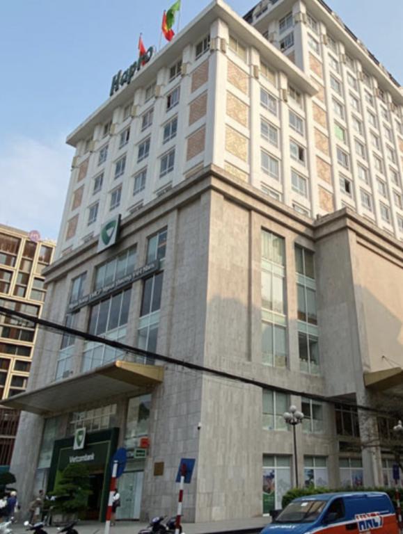 Cho thuê văn phòng tòa nhà Hapro Cát Linh, Đống Đa